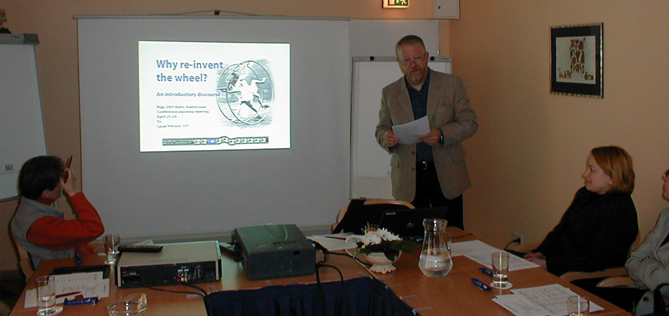 BAAC meeting in 2005